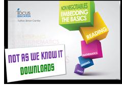 Non-Negotiables: Embedding the Basics graphic