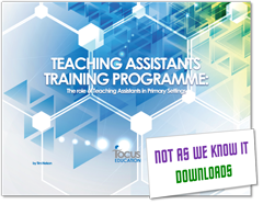 Teaching Assistants Training Programme graphic