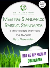 Meeting Standards: Raising Standards graphic