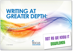 Writing at Greater Depth graphic